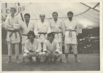 Demonstration Team 1971