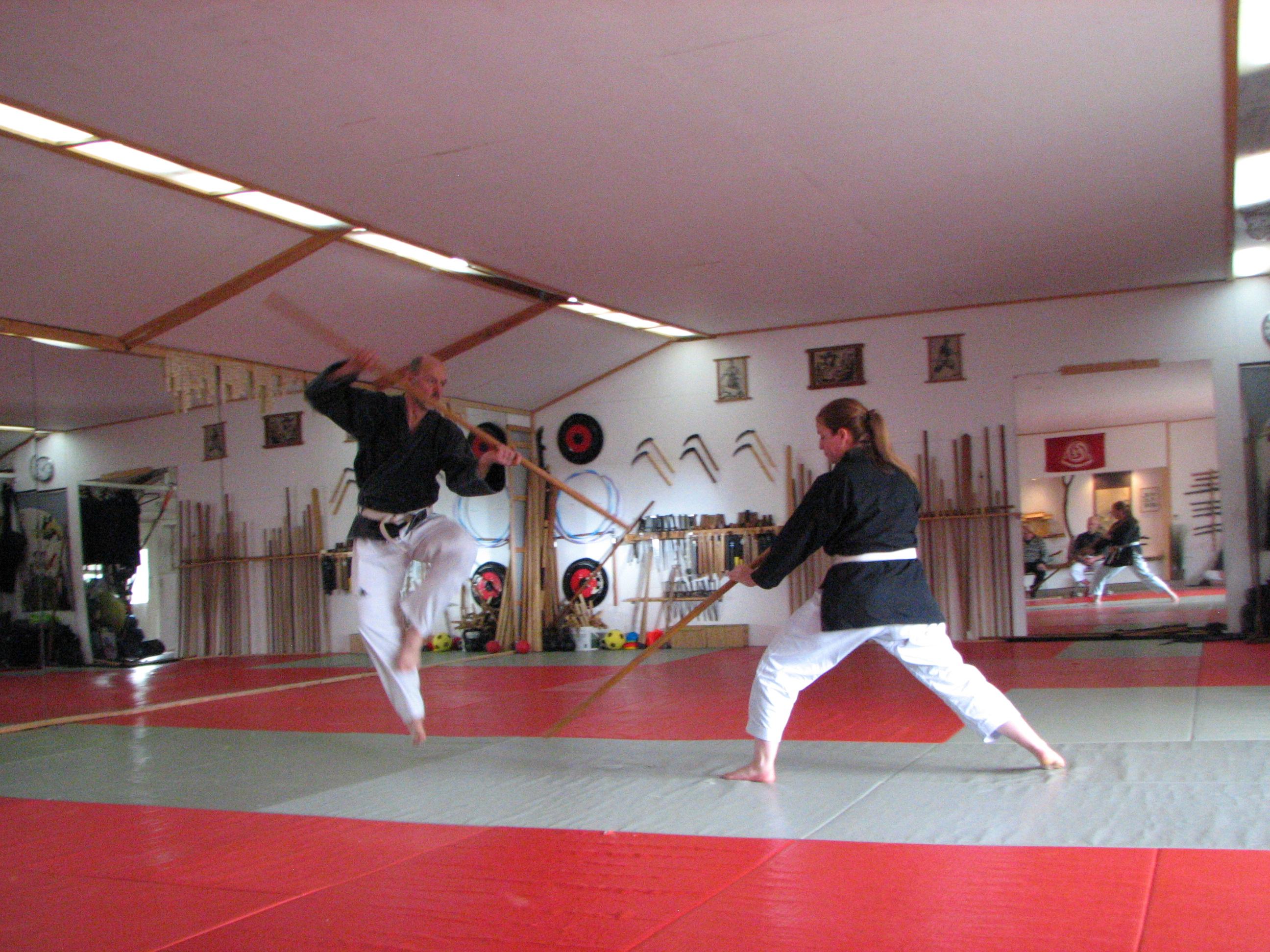 Trainingen 2